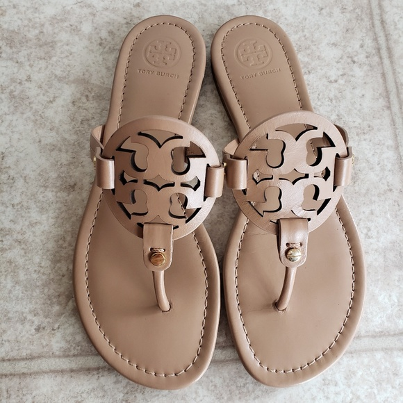 f25159362 Tory Burch Miller Makeup Sandals 7M. M 5c00c9f712cd4aae163d5d03